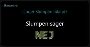 Slumpa Ja eller Nej